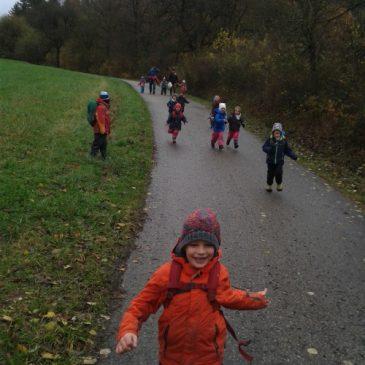 Der Waldkindi im Herbst