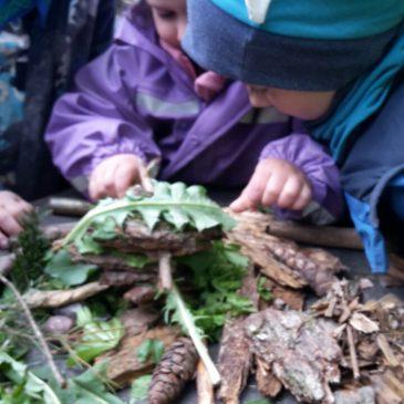 Neue Waldspielgruppe beginnt!