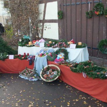 Der Weihnachtsstand