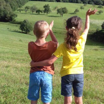 Tschüss, Waldkindergarten!